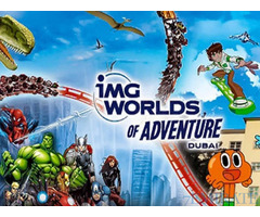 IMG World Tickets for Sale at Discounted Price in Dubai