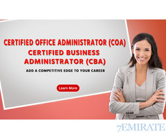 Office Administration Training Programs Sharjah