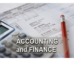 Finance and Accounts Executive Required with VAT Knowledge in Dubai