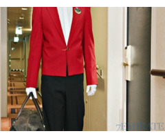 Bellboy Required for 4 Star Hotel in Dubai