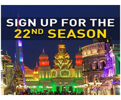 Global village Season 22 VIP Packages for Sale