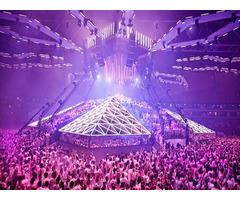 Discounted tickets for sale to Sensation Dubai 2017