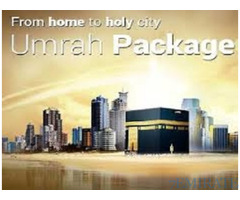 Umrah Travel Packages from Sharjah
