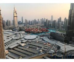 Amazing 3BR+M with Fountain and Burj view for Sale in Downtown Dubai