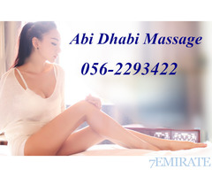 Massage in Abu Dhabi +97156-2293422