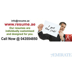 Sequential Way of Writing a Resume CALL-0569173311