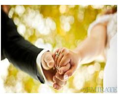 Seeking groom for our sister in UAE