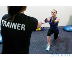 Female Personal Trainer Available in DUbai
