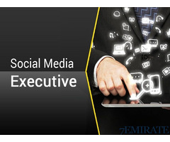 Social Media Executive Required for MG DMCC in Dubai Jumeirah