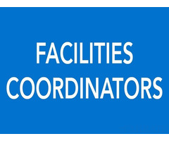 Facilities Coordinator Required for Enova Facilities Management Services