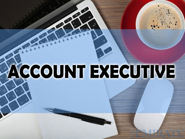 Account Executive Required for LaMAC Advertising Dubai