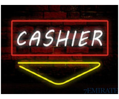 We are in need of super energetic CASHIER in our restaurant in Dubai
