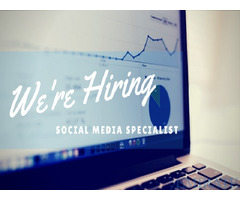 Social Media Specialist Required for Al-Fakir Tents & Sheds Trd LLC
