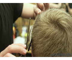 Barber, Hair Stylist Required for Naturopathy touch in Jumeirah Dubai