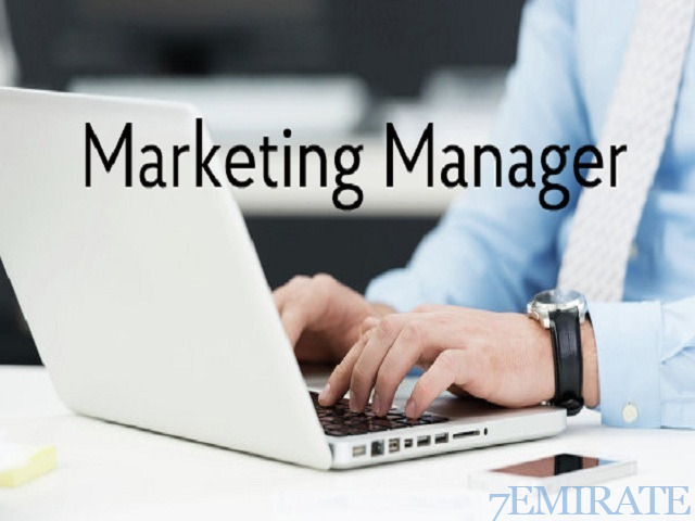 Image result for Marketing Manager , Dubai