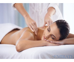Female massage therapist available for female in Dubai