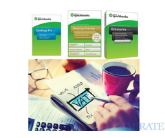 Value Added Tax Software in Dubai- Quickbooks UK Edition, 043866199