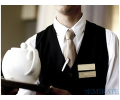 Waiter Required for Asiana Hotel in Dubai