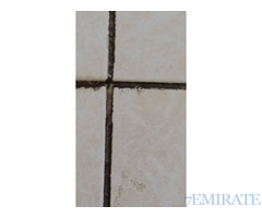 Tiles Grout Floor Deep cleaning services Dubai sharjah -0502255943
