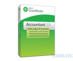 Value Added Tax Software in Dubai- Quickbooks Accountant Edition, 043866199