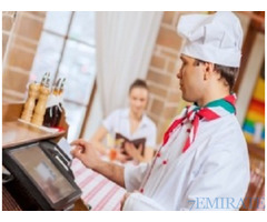 Restaurant Cashier Required for Restaurant in DUbai
