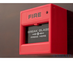 Urgent Hiring Fire Alarm and electrical Technician for Red Line fire devices fix