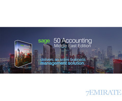 Best VAT Accounting Software- Sage 50 ME Edition, Perfonec, Call – 043866199