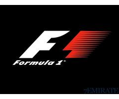 Formula 1 tikets for sale in Dubai