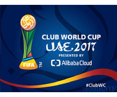 World Cup Semi Final Tickets - Real Madrid for Sale in Dubai