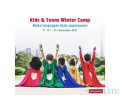 Kids & Teens Winter Camp