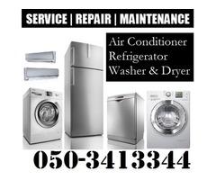 Air Conditioner | Refrigerator Service Repair Maintenance Dubai