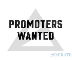 Immediately Required Female Promoters for Company in Dubai