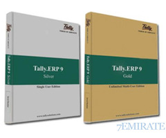 VAT Compliance Accounting Software - Tally ERP 9- Perfonec, 043866199