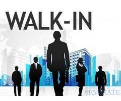 Walk in Interview for Warehouse Dispatcher Job in Dubai