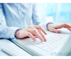Arabic Data Entry Operator Required for Al Thahabi Management in Ajman