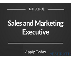 Sales and Marketing Executive Required for Babel Technical Services in Dubai