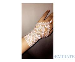 Henna artist for National day +971554760668