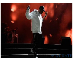 FRIDAY RACE +J COLE CONCERT TICKETS FOR SALE IN DUBAI