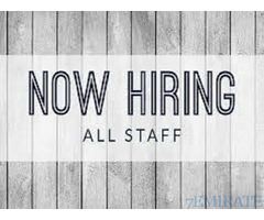 Restaurant Staff Required Indian & Other Nationalities in Dubai