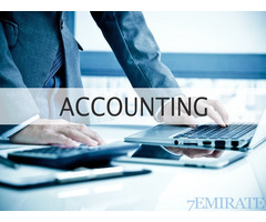 Accountant with Admin Skills Required for Company in Abu Dhabi