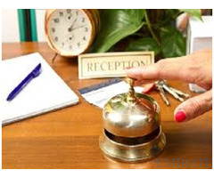 We are urgently looking for a RECEPTIONIST for Group of Companies in Dubai