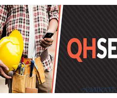 QHSE Coordinator Required for Company in Dubai