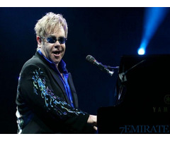 Elton John Platinum tickets for Sale in Dubai