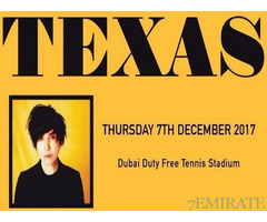 Tickets for Sale of Texas at 7 Dec in Dubai