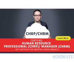 Be a Certified Human Resource Pro!