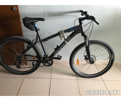 Bycecle 26 inch used once almost brand new. Bought for 1800 dhm