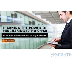 Obtain this Certification to work as a Purchasing Professional