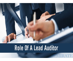 Auditor Required for Obaid Auditing in Dubai