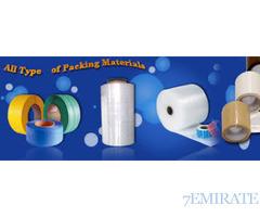 Self Storage Packaging Material Suppliers Dubai – NBM PACK