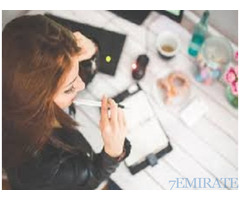 Office Girl required for Office in Dubai